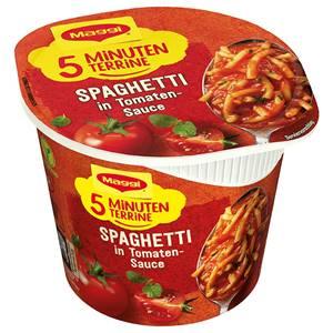 5 Minuten Terrine Spaghetti in Tomatensauce 60g