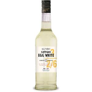 Giffard EGG WHITE Sirup