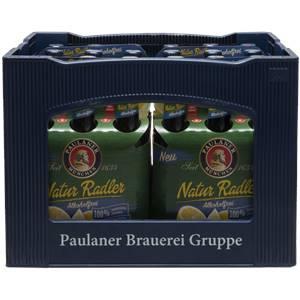 Paulaner Natur Radler alkoholfrei