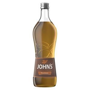 John's Haselnuss Sirup