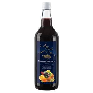 Nannerl Mehrfruchtpunsch Konzentrat alkoholfrei