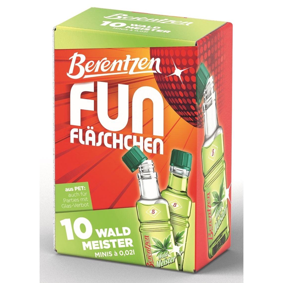 Berentzen Fun Waldmeister 15%