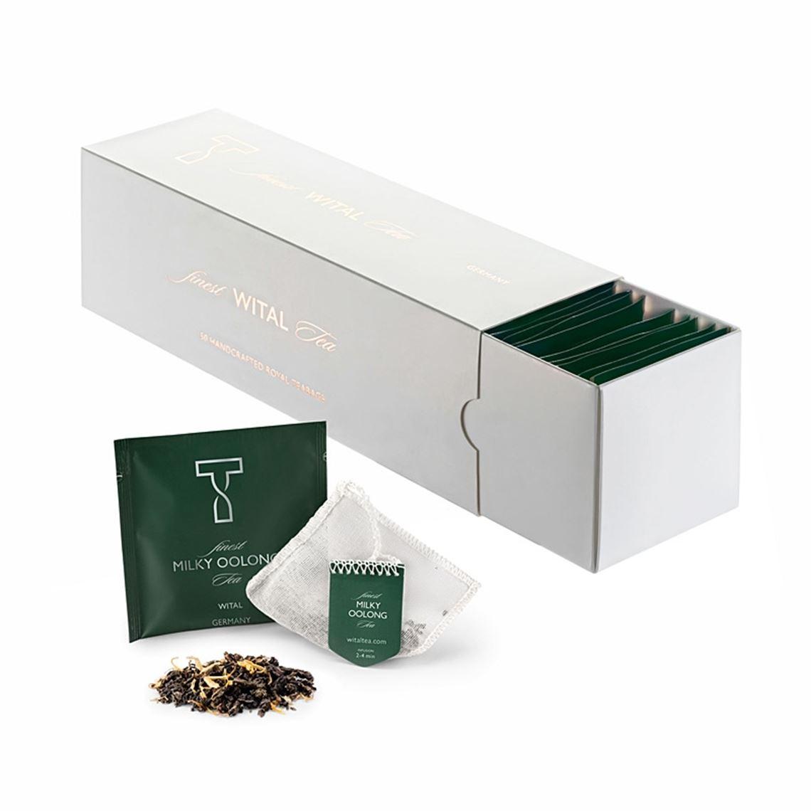 Wital Finest tea HoReCa Milky Oolong 50x2,5g