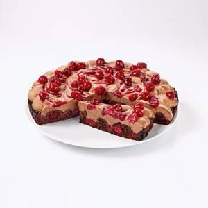 Sahne-Cake Himbeere-Schoko Tk 1350g