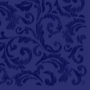 Dunilin Serviette Saphira dunkelblau 40x40 45 Stück
