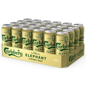 Carlsberg Elephant Dose
