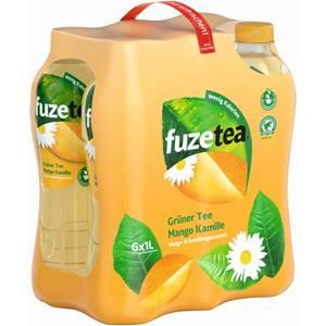 Fuze Tea Grüner Tee Mango Kamille
