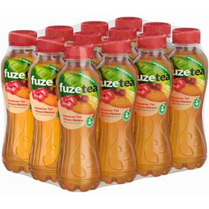 Fuze Tea Pfirsich Hibiskus