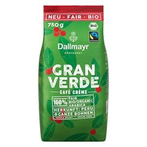 Gran Verde Bio ganze Bohne 750g