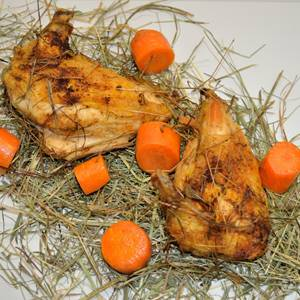 Hähnchenbrust in Kräuter-Heu 1,5kg