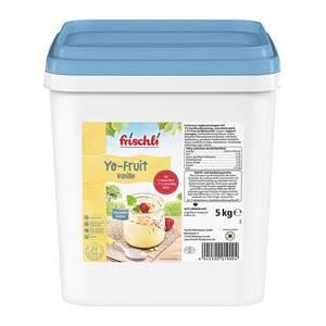 Frischli Yo-Fruit Vanille 5kg
