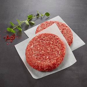 Rinderfilet Burger-Patty