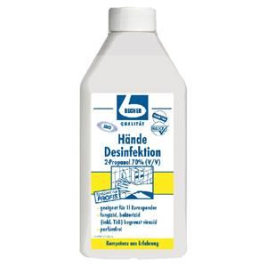 Biozid Hände-Desinfektion