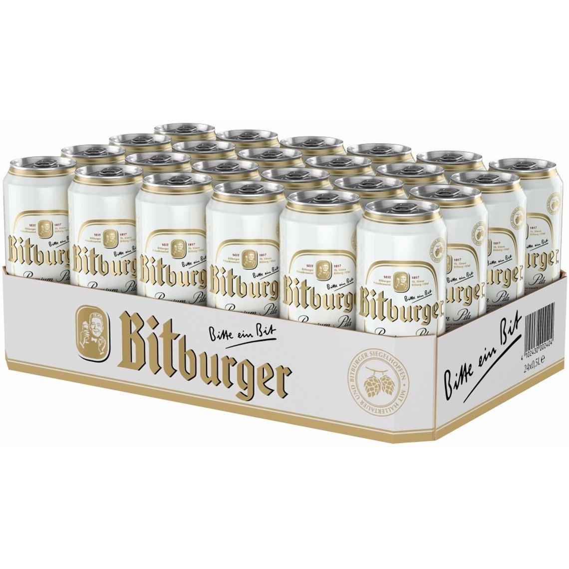 Bitburger Dosenbier
