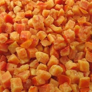 TGE Tomaten Würfel mit Haut TK 10kg