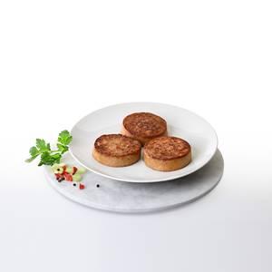 Bio Geflügel Hackbraten m.Paprika 2,5kg