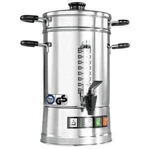 Kaffee-Automat CNS-50 6.5l, 22x45 cm (ØxH) silber/schwarz