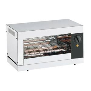 Toast-/Überbackgerät T1 45.8x24.4x24.9 cm (BxTxH) silber