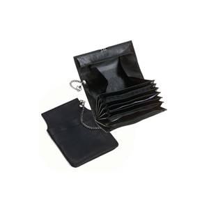 Haltertasche 22.5x15.5 cm (LxB) schwarz rechteckig