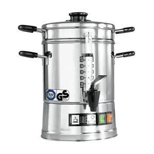 Kaffee-Automat CNS-35 4.5l, 22x38 cm (ØxH) silber/schwarz