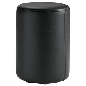 Sitzelement Stafford (zylindrisch) 35x47.5 cm (ØxH) schwarz zylinderförmig