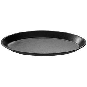 Servierpfanne Pegosi oval 29x16.5 cm (LxB) schwarz oval