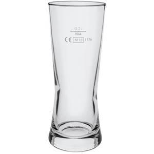 Biergläser Apolda 270ml, 6.3x16.5 cm (ØxH) transparent