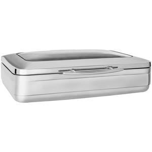 Chafing-Dish Fenton GN 1/1 Größe GN 1/1, 9l, 58x48x16 cm (BxTxH) silber
