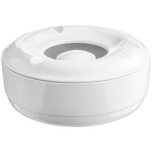 Aschenbecher Toledo 14.5x6 cm (ØxH) weiß rund