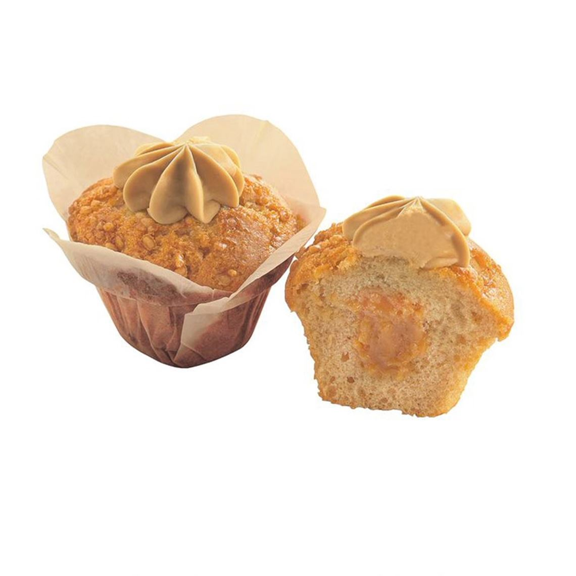 MUFFIN BANOFFEE TK B&B 12X110G