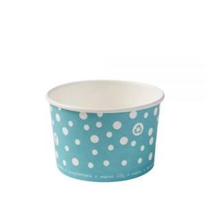 Papp-Eisbecher 150 ml / 6 oz, blau