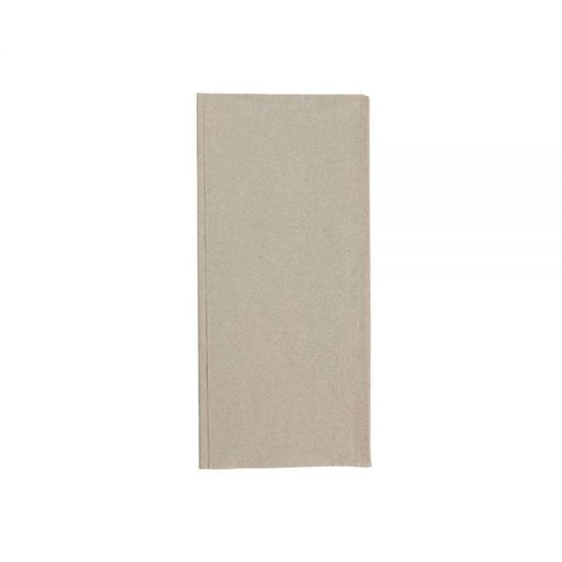 rPapier-Handtücher 21 x 22,5 cm, 2-lagig, Z-Faltung, ungebleicht