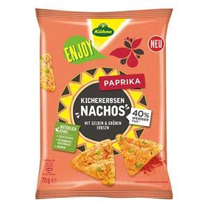 Kühne Kichererbsen Nachos Paprika