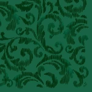 Dunilin Serviette Saphira jägergrün 40x40 45 Stück