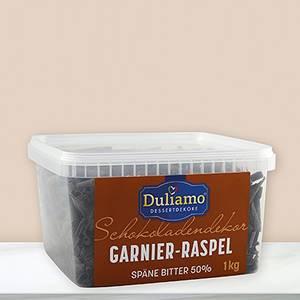 GARNIER-RASPEL BITTER 50%  1KG
