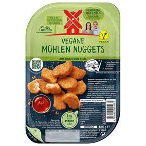 Mühlen Nuggets klassisch vegetarisch 9x20g