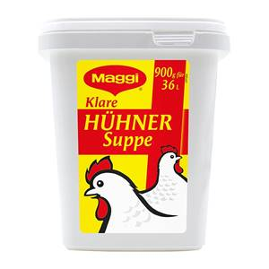 HÜHNER SUPPE KLAR      MG.900G