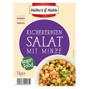 KICHERERBSEN-SALAT TK MÜM. 1KG