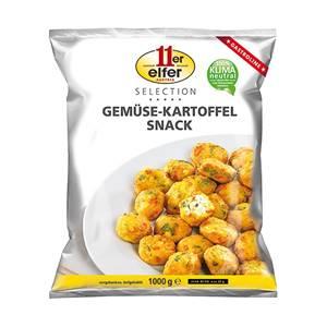 KARTOFFEL-GEMÜSE-SNACK TK  1KG