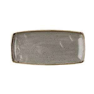 Platte Stonecast peppercorn grey, 29,5x15 cm 12 Stück