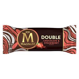 Langnese Magnum Double Chocolate & Strawberry