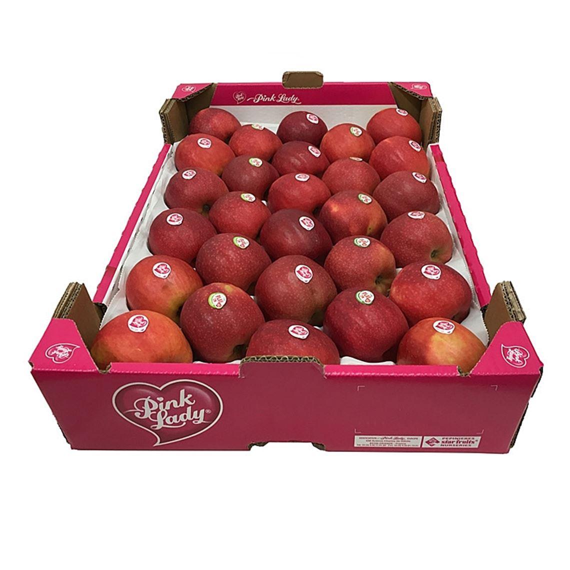 Äpfel Pink Lady Kl.I Kal.70-75 1kg in kg