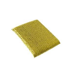Putzschwämme Multi 1,5 cm x 9,5 cm x 12,5 cm gold