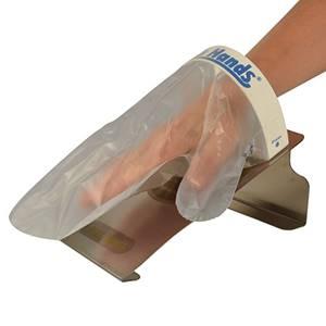 Clean Hands Base Kit Edelstahl 11,5 cm x 12,7 cm x 22 cm silber