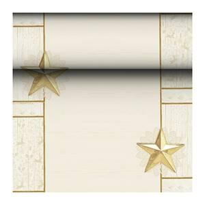 Tischläufer, Tissue 'ROYAL Collection' 24 m x 40 cm champagner 'Rising Star'