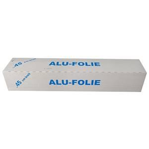 Alufolie 130 m x 44 cm in Faltschachtel