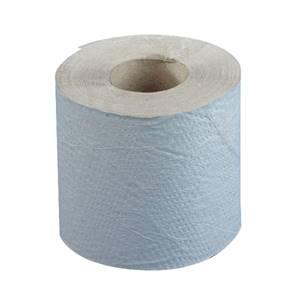 Toilettenpapier, 1-lagiges Krepp Ø 11,5 cm · 12 cm x 10 cm natur 'Basic' 400 Bla