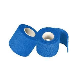 Pflaster, selbsthaftend 5 m x 5 cm blau