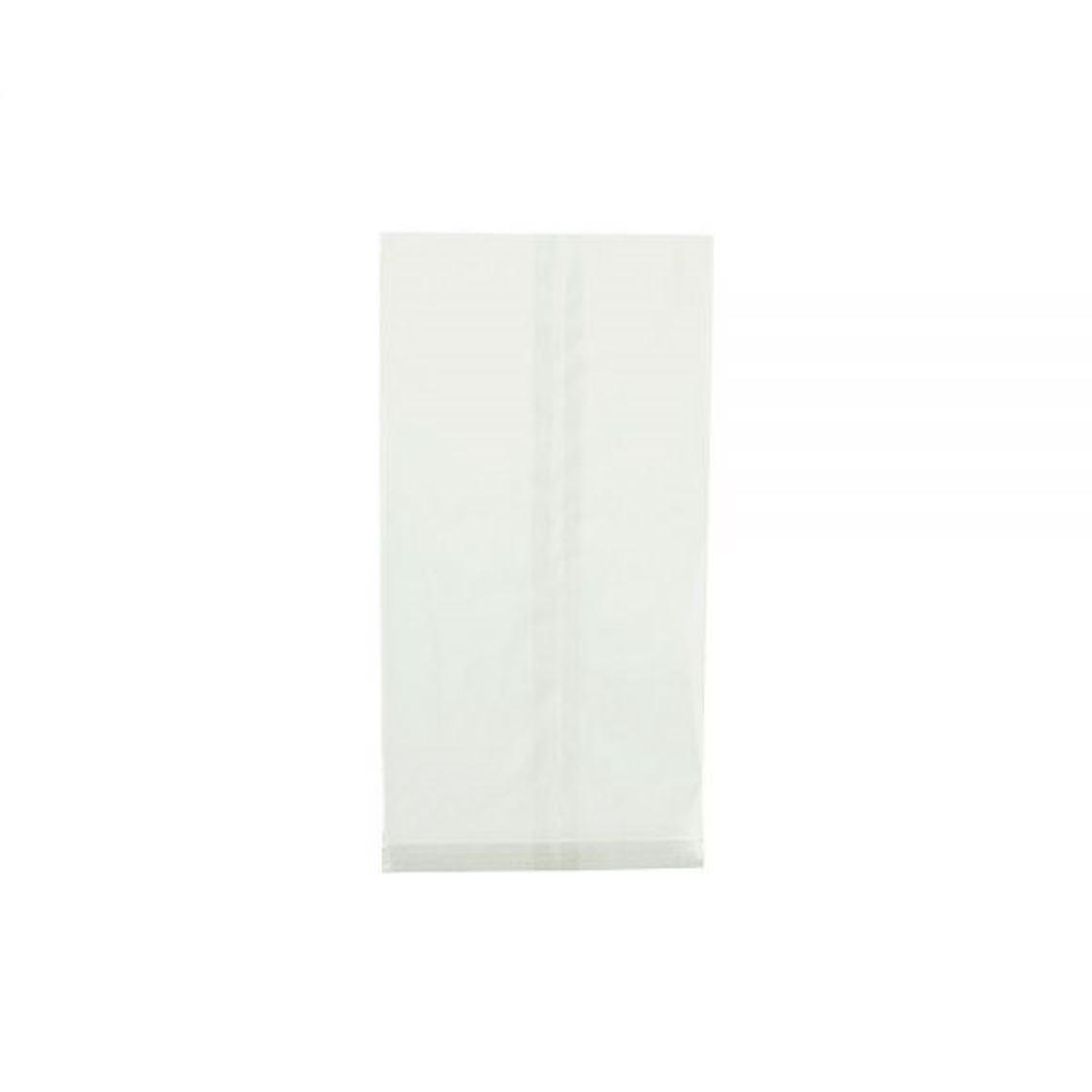 Zellglas-Flachbeutel 10 x 20 cm, transparent