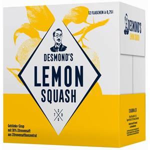 Desmond´s Lemon Squash